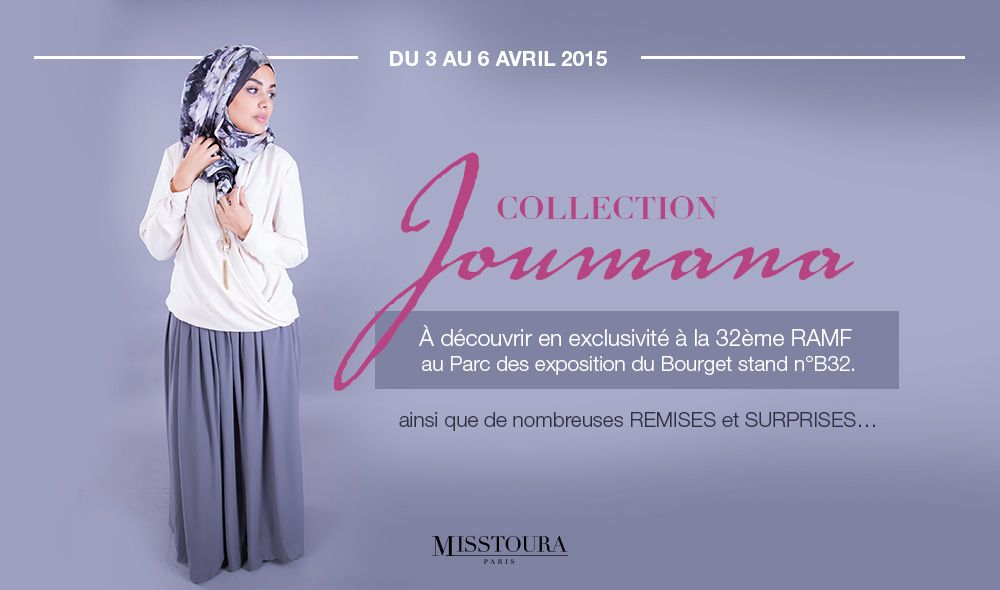 Venez d couvrir la collection joumana en exclusivit au salon du bourget les coulisses de - Salon de la caravane au bourget ...