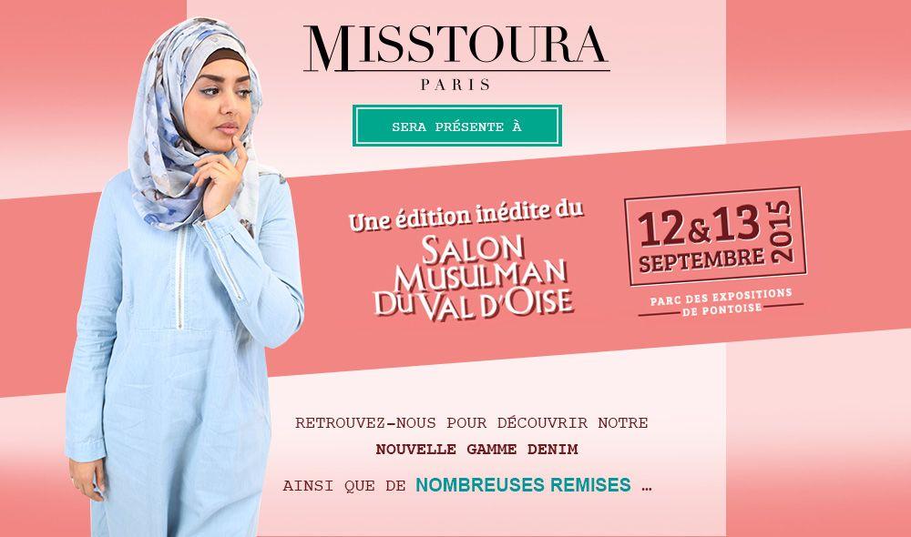 Misstoura au salon musulman du val d 39 oise les coulisses de misstoura - Salon de massage val d oise ...
