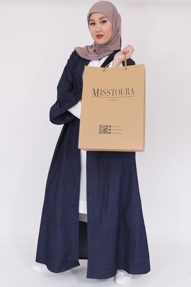 Kimono long Hijab Mode islamique