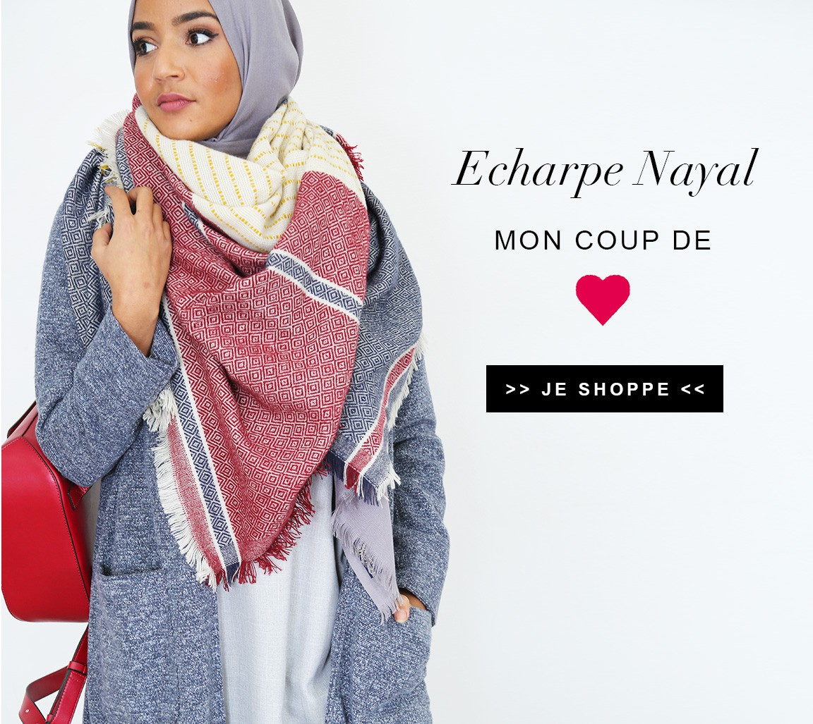 Echarpe Nayal