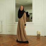 Robe Prestance Beige - Misstoura