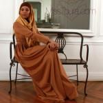 Robe Pocahontas Camel - Misstoura