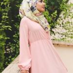 Robe Saliya Rose - Misstoura