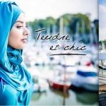 Robe Grâce Bleu - Misstoura