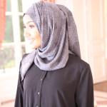 Abaya Safiya Noire - Misstoura