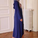 Tunique Morjana Bleu Marine - Misstoura