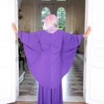 Robe Victoria Indigo - Misstoura