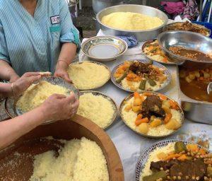 Couscous Marocain - Misstoura