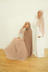 hijab mousline