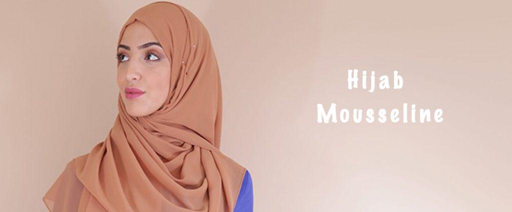 hijab-mousline