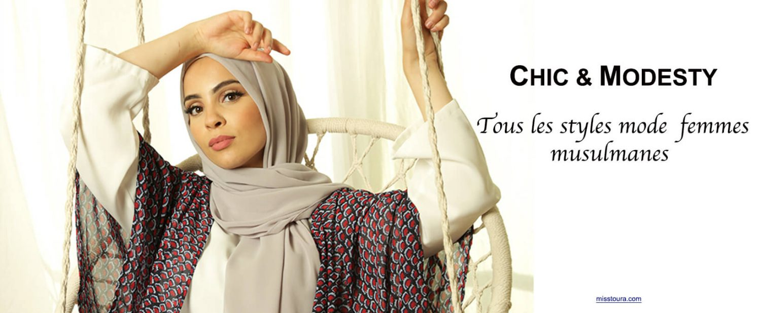 Hijab style la ModestFashion