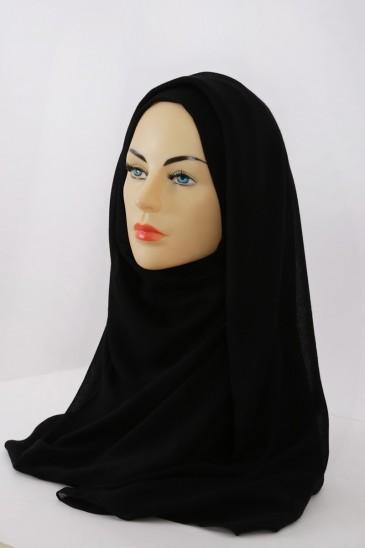 Hijeb Cachemire - Noir pas cher & discount