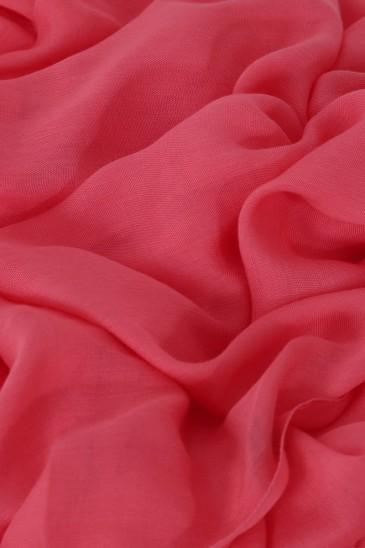 Hijeb Cachemire - Corail pas cher & discount