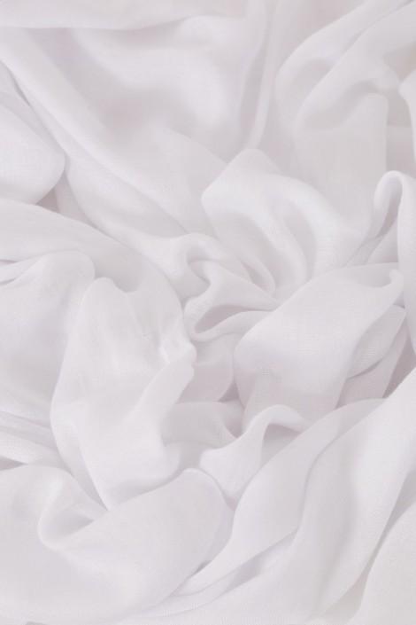 Hijeb Cachemire - Blanc