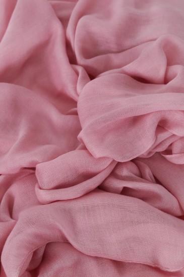 Hijeb Cachemire - Vieux rose pas cher & discount