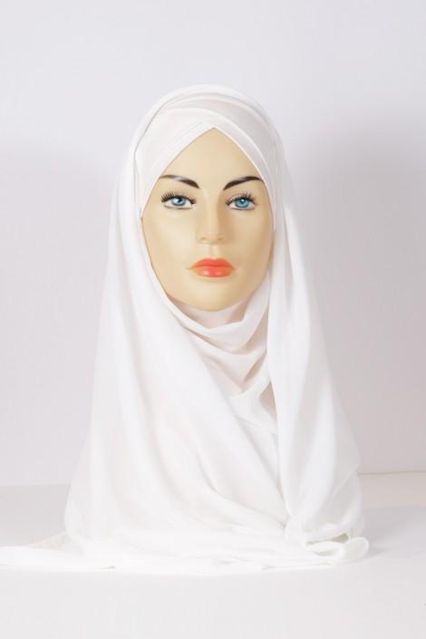 Hijeb Lestonia - Ecru