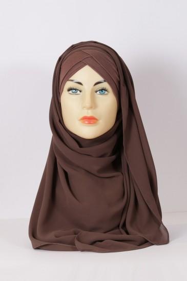 Hijeb Lestonia - Marron pas cher & discount