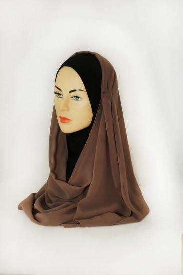 Hijeb Isla Taupe foncé pas cher & discount