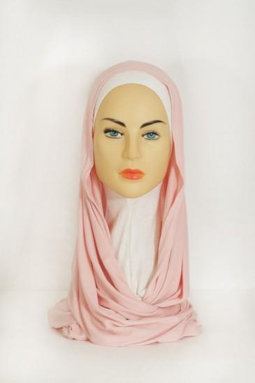 Snood Uni Rose Perle pas cher & discount