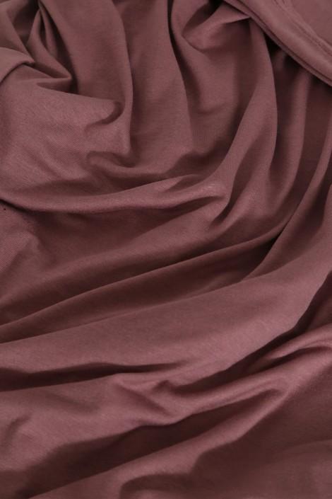 Snood Uni Vieux Rose