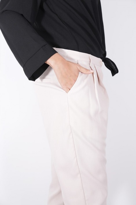 Pantalon Madison Rose Poudré