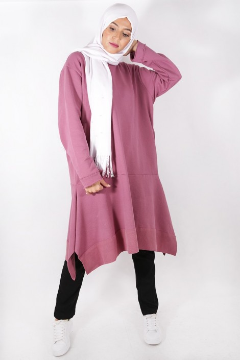 Pull Long Vildan Rose balais