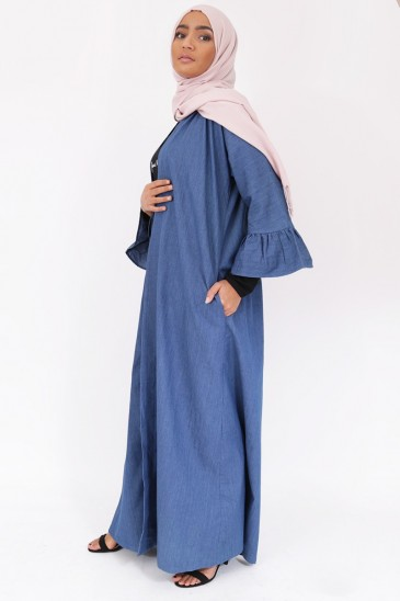 Abaya simple pas cher & discount
