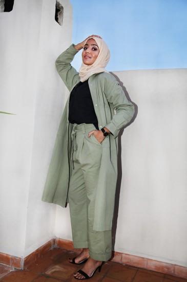 Pantalon Yousra pas cher & discount