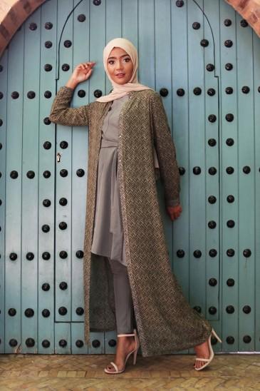 Kimono Afafe pas cher & discount