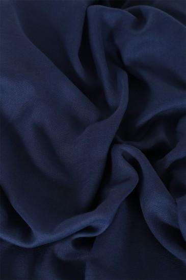 Hijab Pashmina XXL Bleu de Prusse pas cher & discount