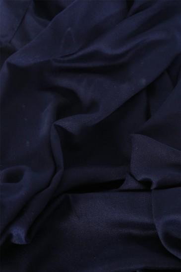 Hijab Pashmina XXL Bleu nuit pas cher & discount