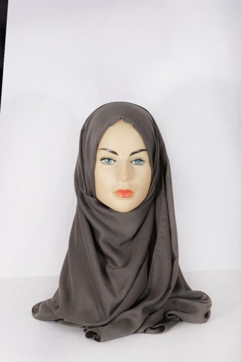 Hijab Pashmina XXL Mastic