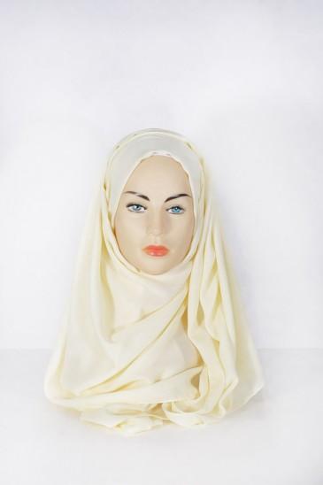 Hijab Pashmina XXL Mimosa pas cher & discount
