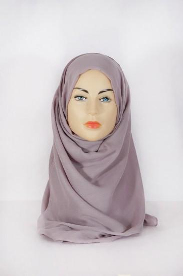 Hijab Pashmina XXL Parme pas cher & discount