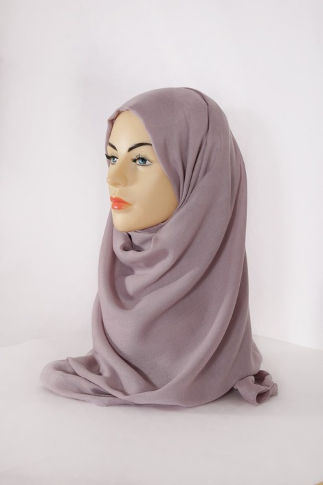 Hijab Pashmina XXL Parme
