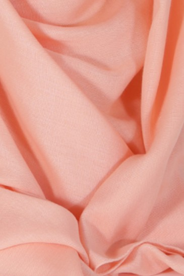 Hijab Pashmina XXL Saumon pas cher & discount