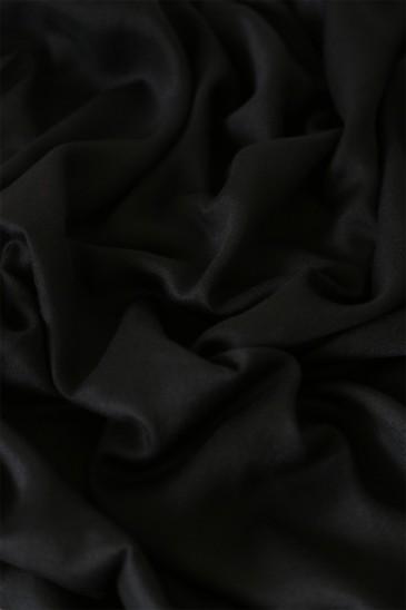 Hijab Pashmina XXL Noir pas cher & discount