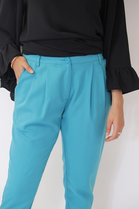 Pantalon Madison Emeraude