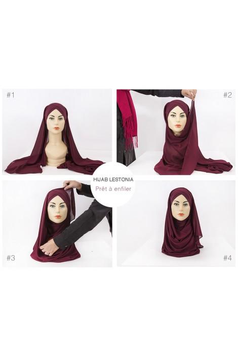 Hijeb Lestonia - Noir