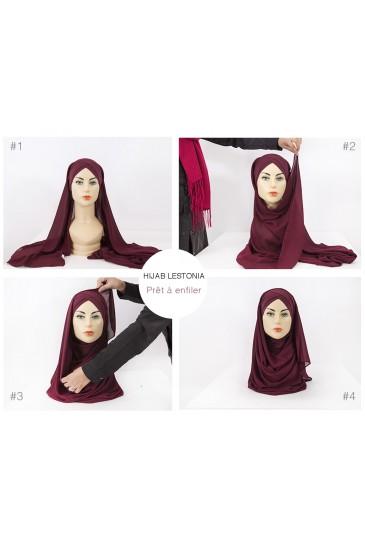 Hijeb Lestonia - Rouille pas cher & discount