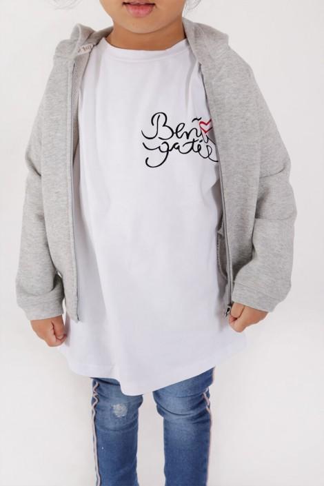 T shirt Benti Blanc