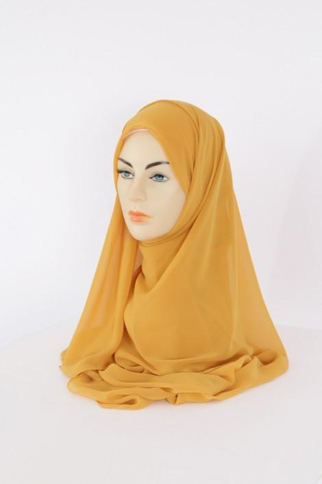 Hijeb Basic carré Curry
