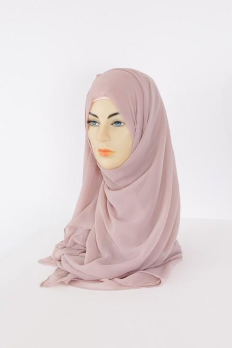 Hijeb Basic carré Taupe clair