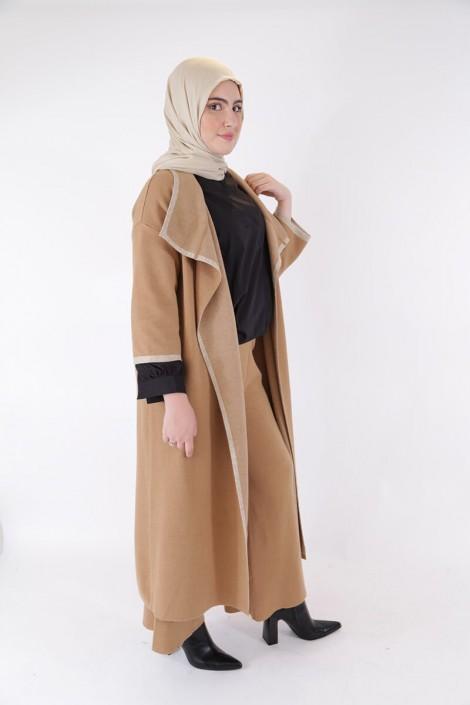 Gilet Noreen Camel