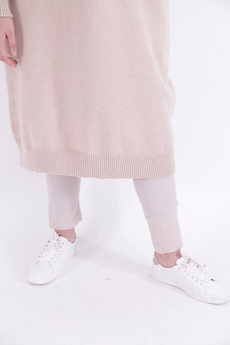 Pull Aby Beige