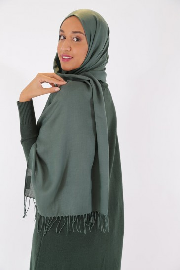 Pull Aby Vert Sapin pas cher & discount