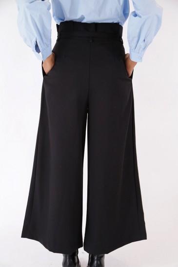 Pantalon Amael Noir pas cher & discount