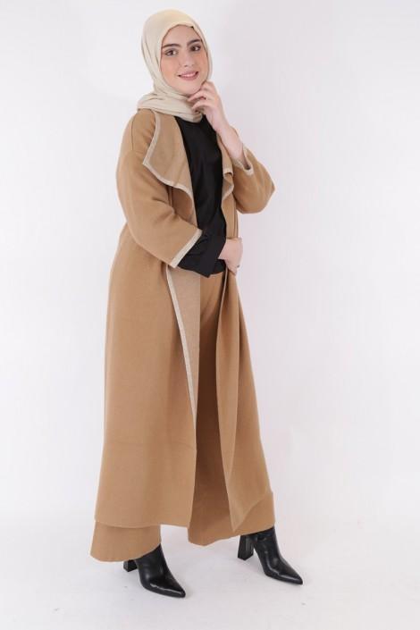 Pantalon Noreen Camel