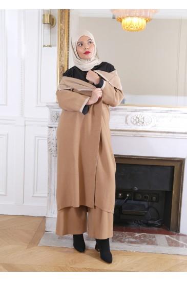 Pantalon Noreen Camel pas cher & discount