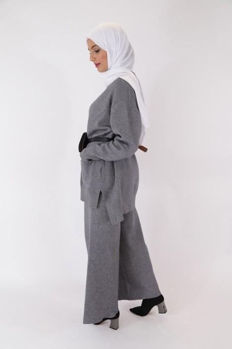 Pantalon Noreen Gris